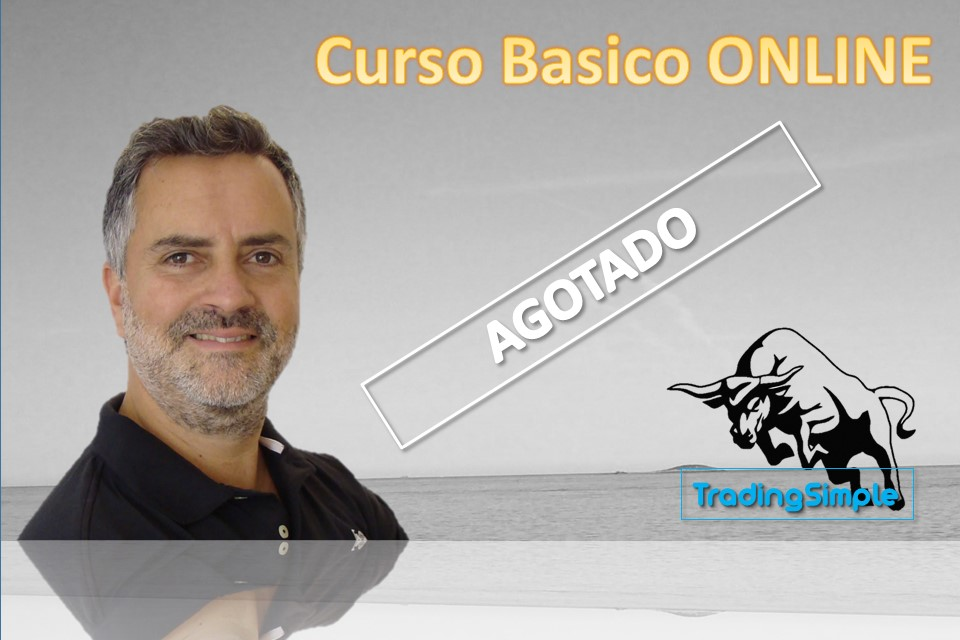 <strong>Curso Basico<br><br>ONLINE<br><br>Lunes 5 Junio 2018<br>7pm(Madrid)<br>Reserva 25€</strong>